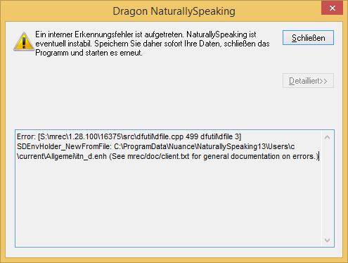 dragon-naturally-speaking-erkennungsfehler
